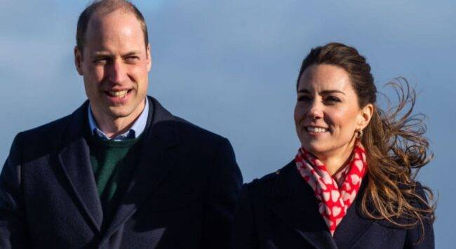 Kate Middleton and William: distance is added to anguish