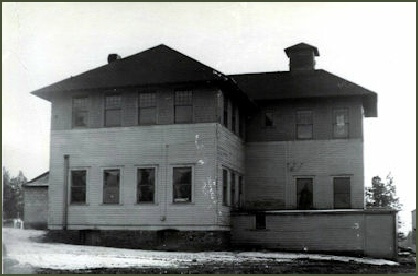 Four Lakes School, circa 1957