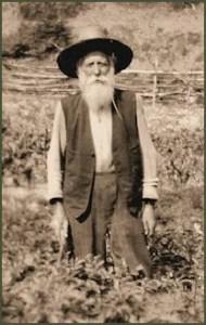 Pioneer Sam Showalter - Gift of Lois McKinley Merrill