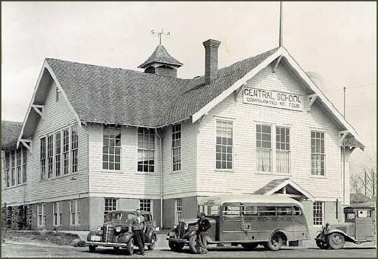 Amber School 1938