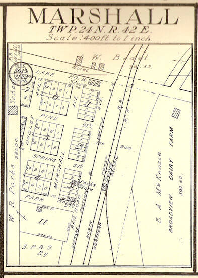 1912 Marshall