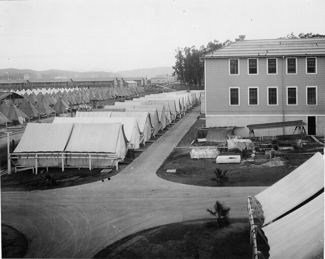 Mare Island hospital