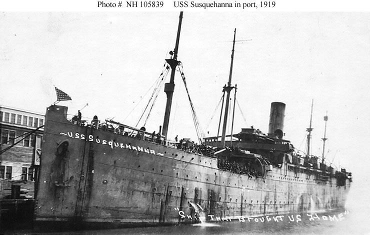 USS Susquehanna