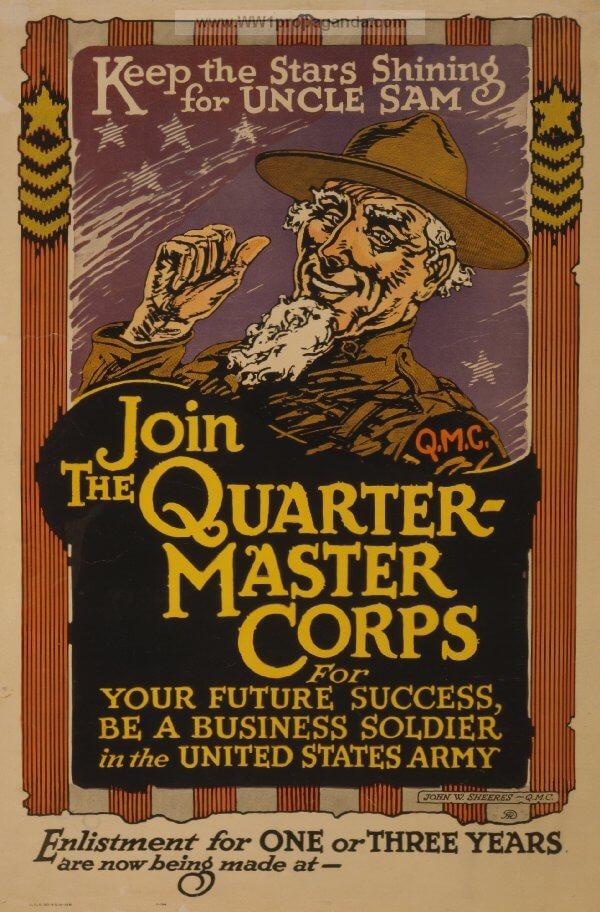 Quartermasters Corps