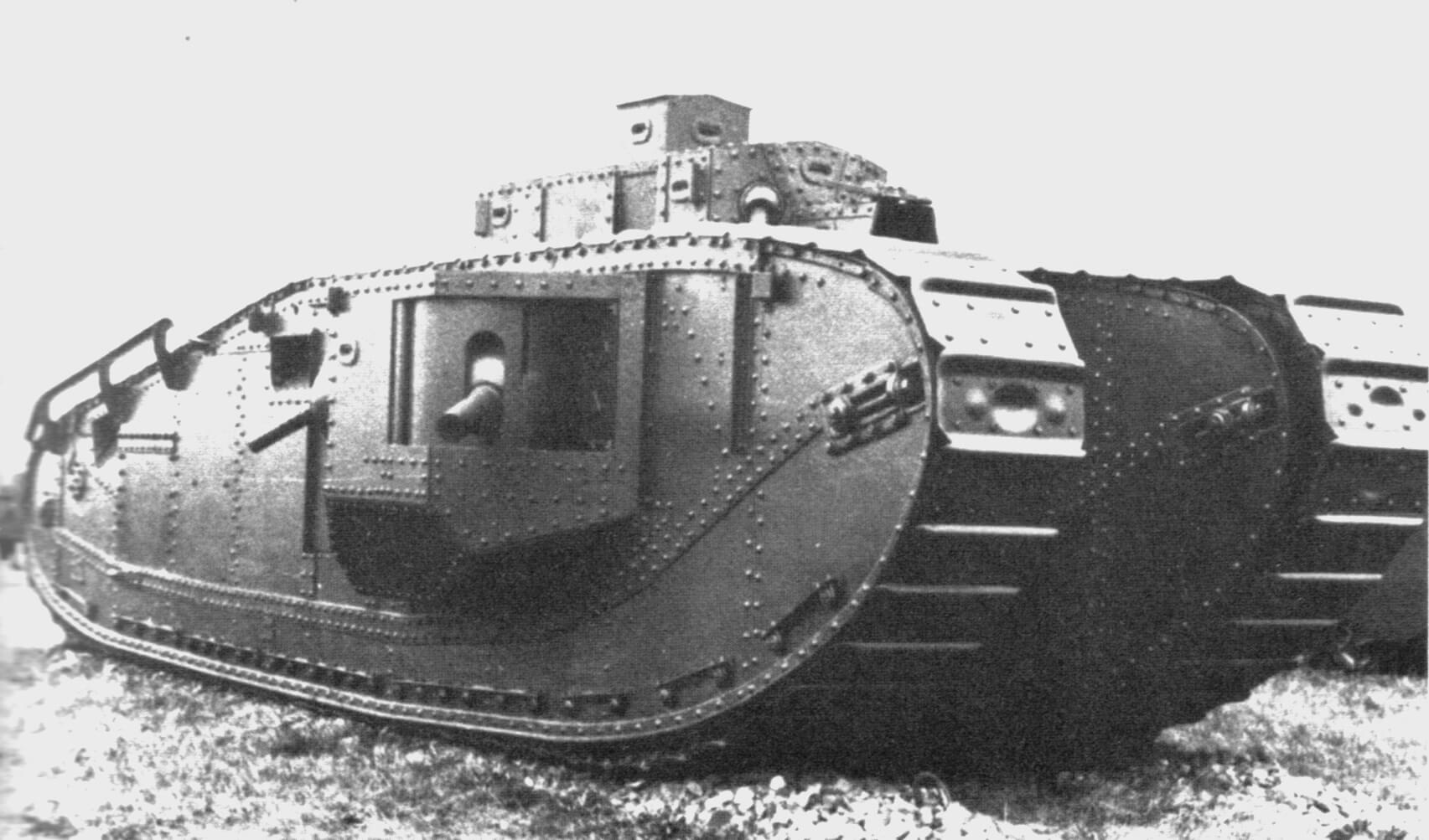 Liberty Tank