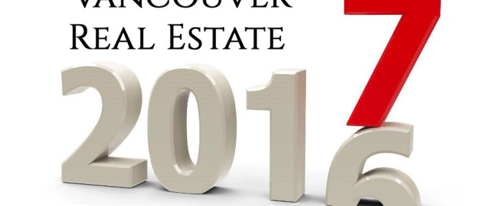 A Quick Review on 2016 Vancouver Real Estate Year
