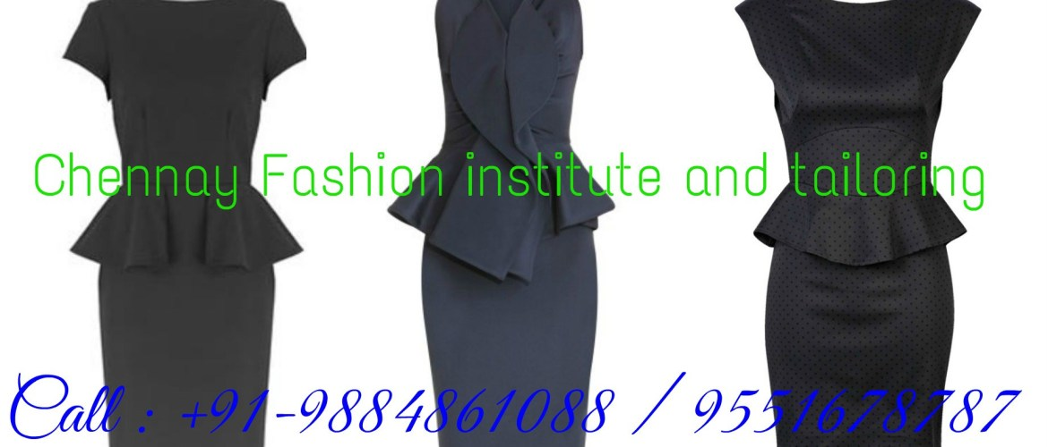 Certificate courses in Fashion Designing at Chennai