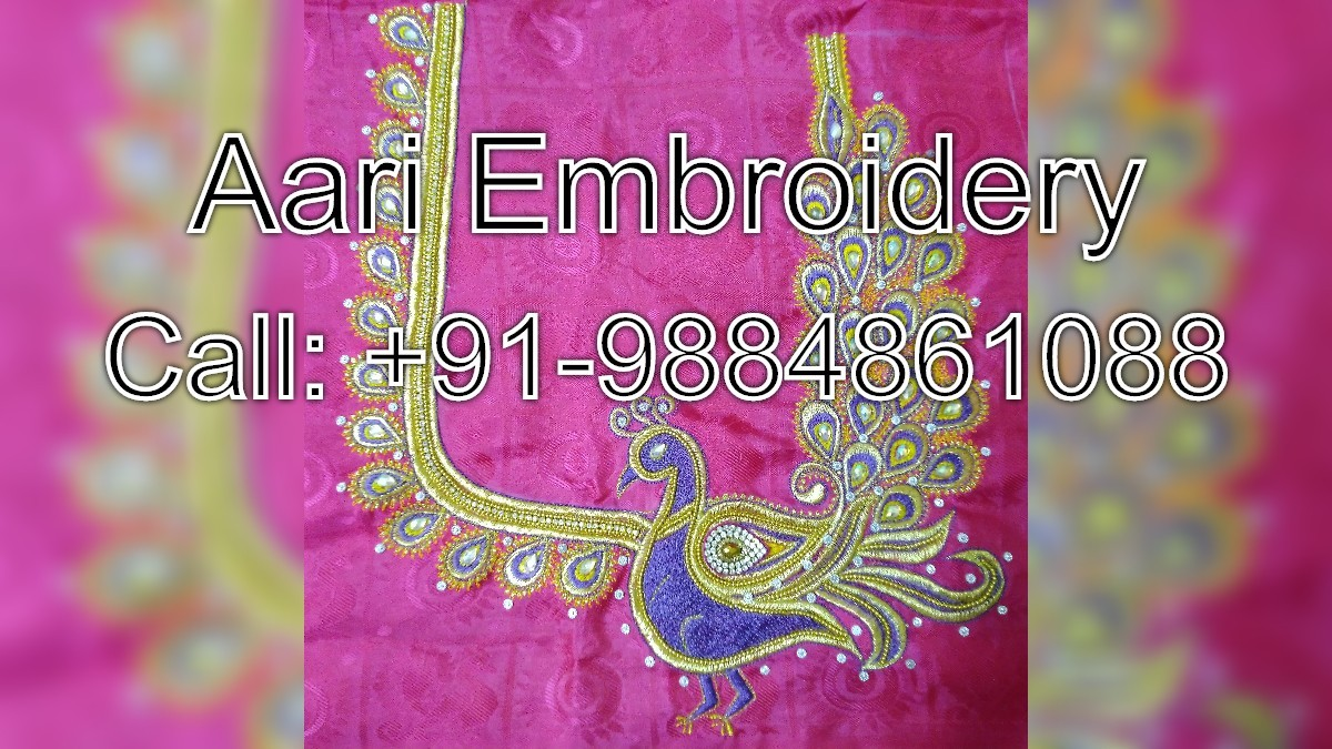 Aari Embroidery Classes Best Fashion Designing Institute In Chennai No 1 Tailoring School 9884861088
