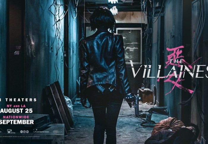 Ak-Nyeo (The Villainess) – Movie Review