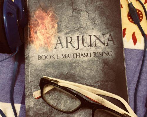 Warjuna: Mrithasu Rising – Book Review