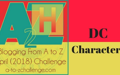 A to Z Blogging Challenge | H for Hawkman and Hawkwoman