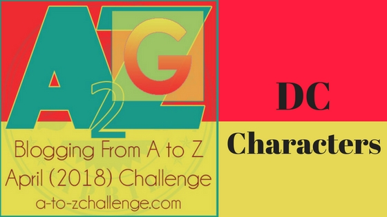 A to Z Blogging Challenge | G for Grifter   and Geo-Force