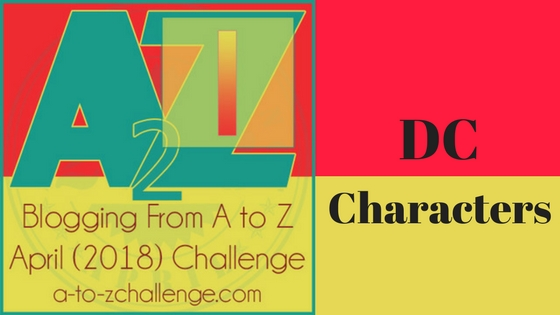A to Z Blogging Challenge | I for Ice and Invisible Kid