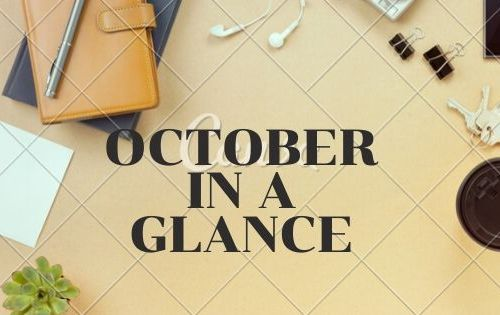 October in a Glance