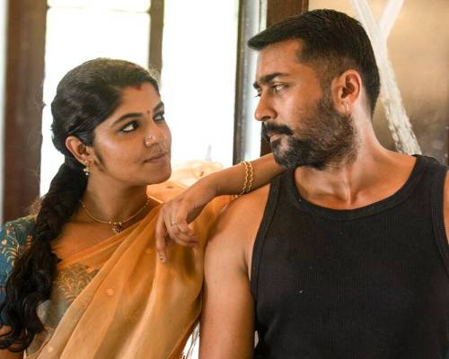 Soorarai Potru Review: Sudha Kongara and Suriya's grand take-off