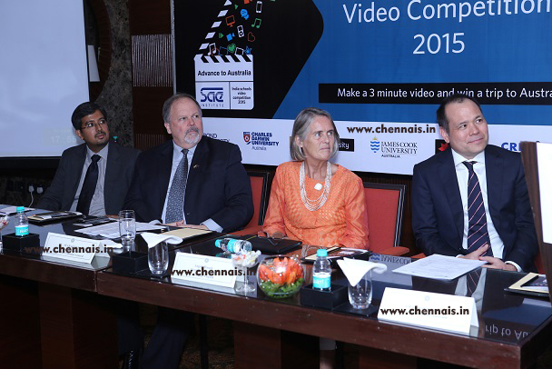 Chennai: Young film makers from schools across the country get the chance to fly to Australia, awarded by Cambridge English Language Assessment – a department of the University of Cambridge – and the Australian Trade Commission in India.