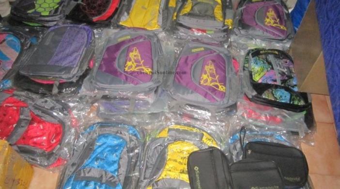 Fake Samsonite Bags