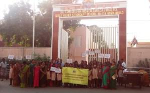 T.Nagar pollution free bhogi School Event