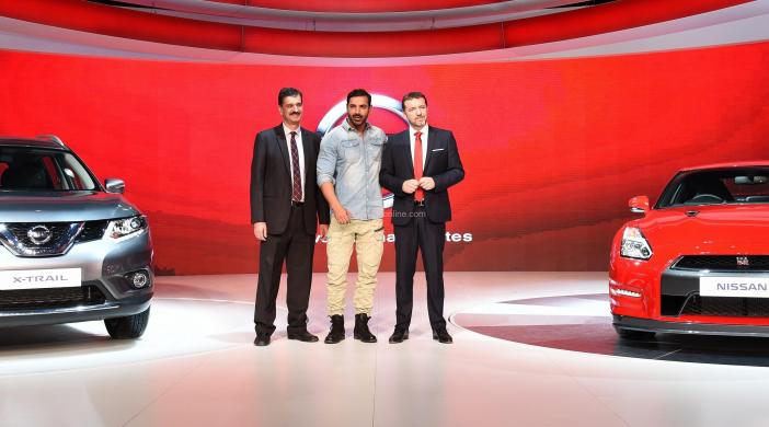 John Abraham to be brand ambassador for Nissan's