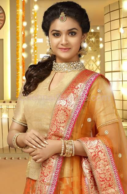 Keerthi Suresh Actress Newspapers Chennai