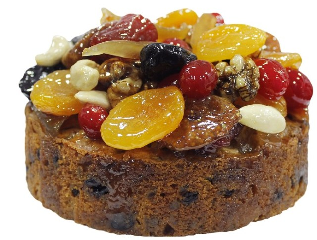 French Loaf christmas cake