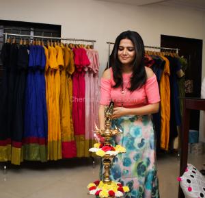 Dhivya Dharshini opening