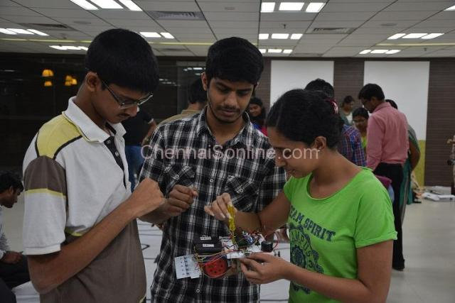 training program on Robotics