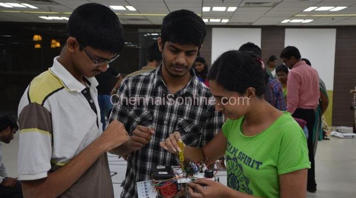 training program on Robotics