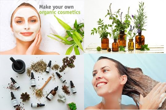 skin care product making workshop