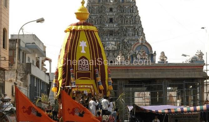 Kapaleeswarar Temple Mylapore