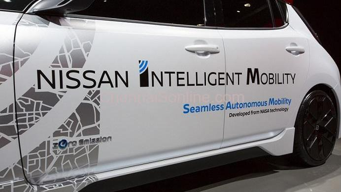 Nissan at CES 2017