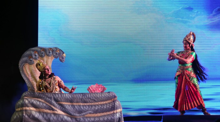 Amaravati Global Music & Dance Festival