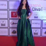 Kannada Actor Rashmika Mandanna looks gorgeous at the Santoor Femina Style Diva South at the Movenpick Hotel in Bengaluru