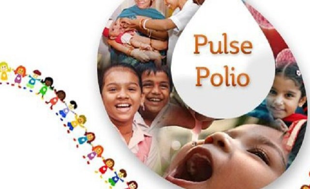 Intensified Pulse Polio Immunization (IPPI) on 30-04-2017.