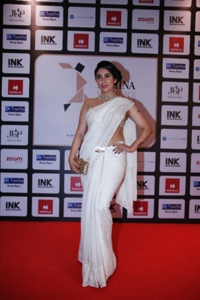 Neha Bhasin at Femina Women's Award 2017