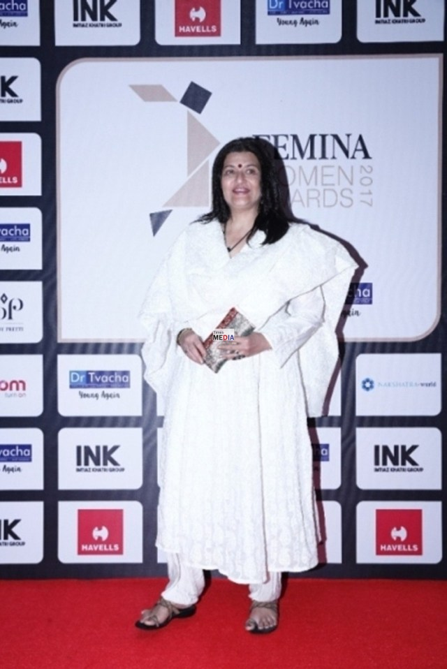 Sarika at Femina Women's Award 2017