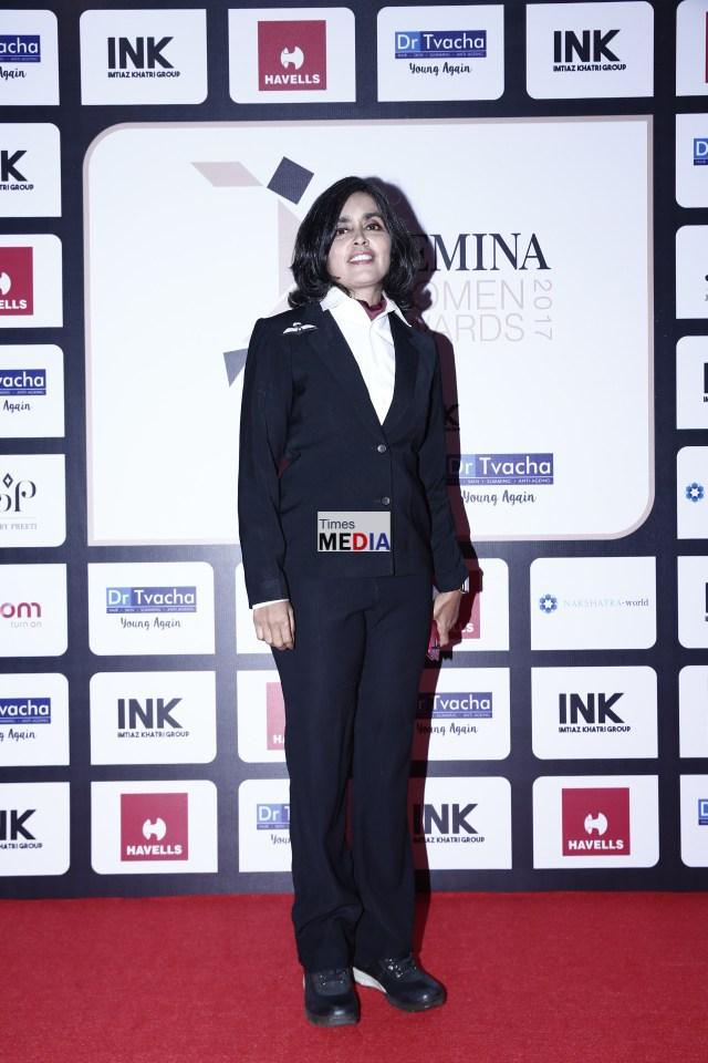 Seema Rao Femina Women's Award 2017