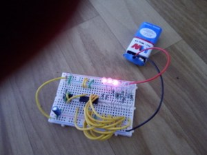 Workshop on Basic Electronics - Make Your Own Circuit
