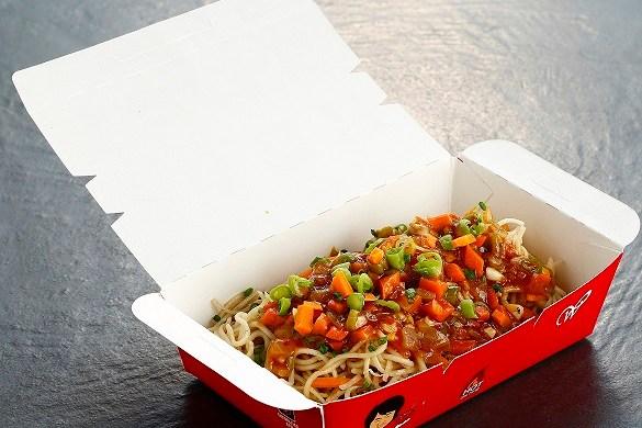 veg chow