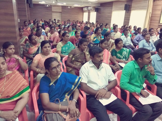 ARIVUKKAN eco Science magazine organised a one day workshop