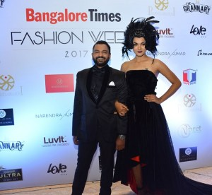 Idea Fashion House at Bangalore Times Fashion Week at JW Marriott on 08th Oct 2017_4