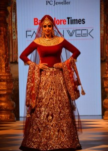 Sridevi walk the Ramp for PC Jewellers at Bangalore Times Fashion week in Bengaluru on 7th October 2017 at JW Marriott