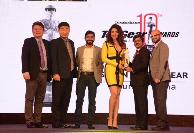 Actress Shama Sikander awards