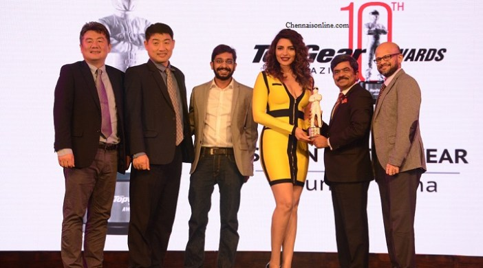 Actress Shama Sikander awards
