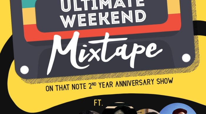 Ultimate Weekend Playlist @ Spotted Hyena