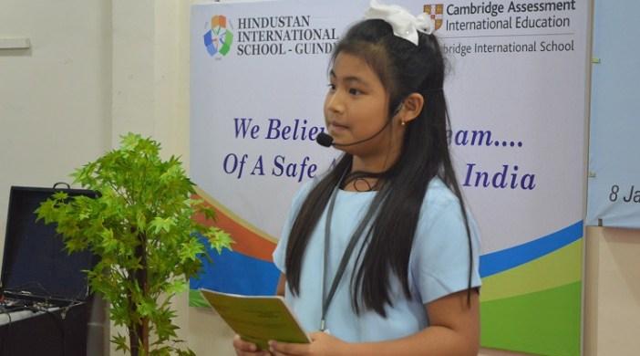 Licypriya Kangujam Climate Change Activist