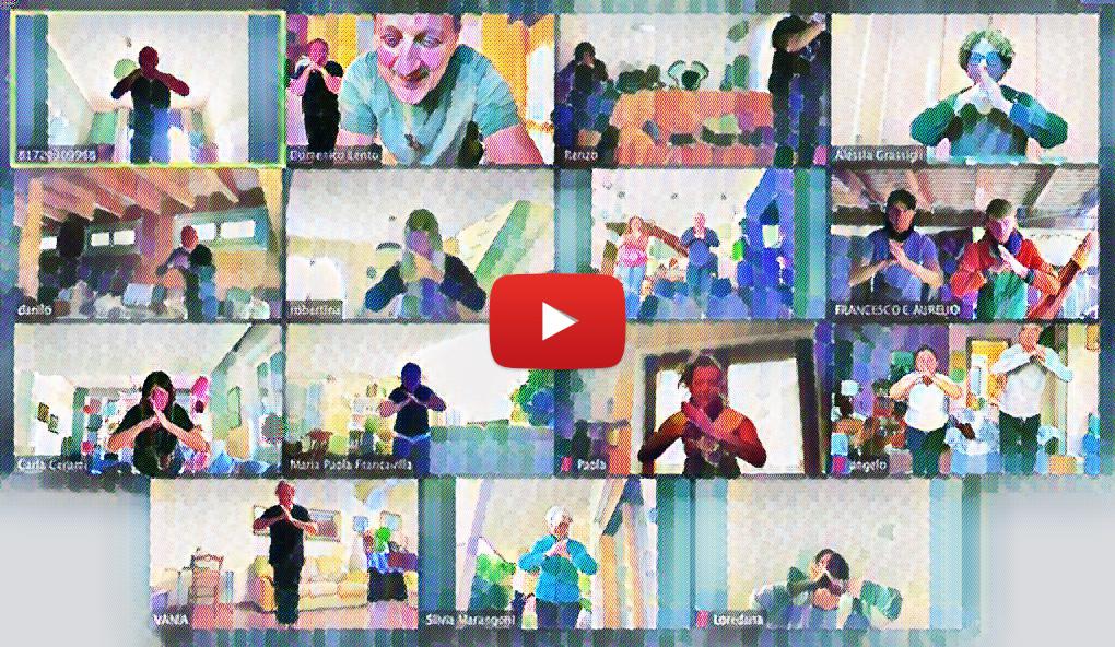 taiji@home gratuito lezioni taijiquan zoom taiji online zoom taichi taiji casa chen xiaojia covid19