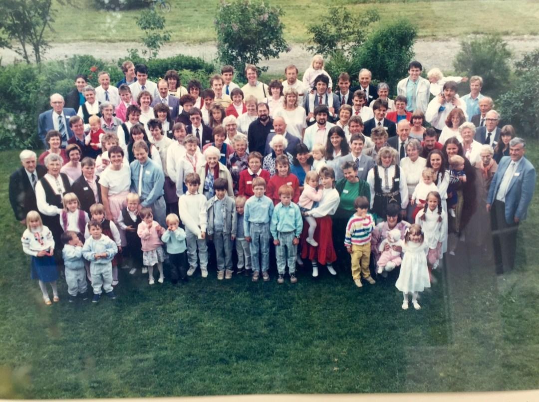 Family Reunion 1987