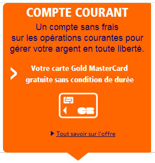 compte courant