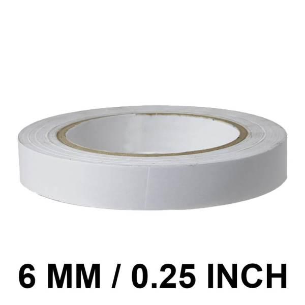 """Double Side Tissue Tape - 06mm / 0.25"""" Width"""